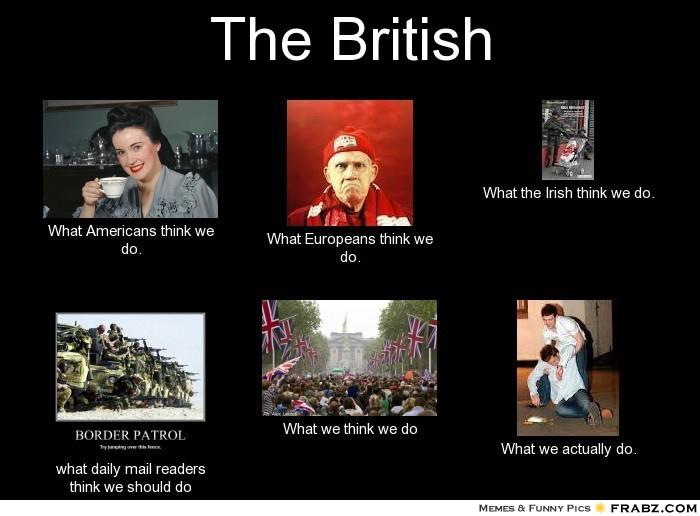 Stereotypical views of the British | Learn British English