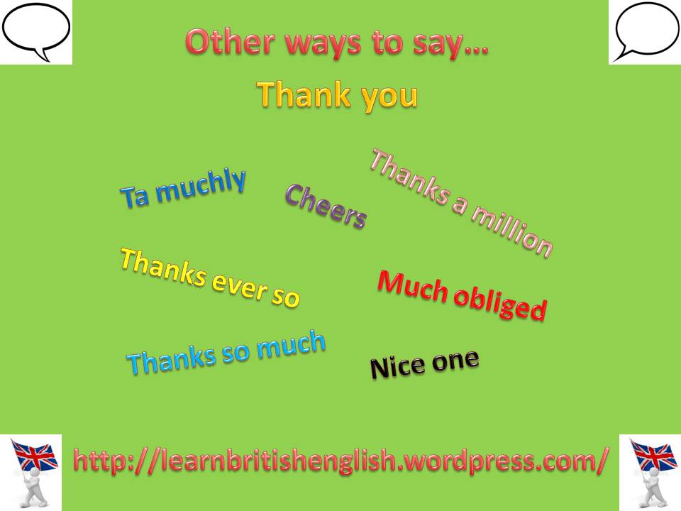 Ways to say thank you including british slang learn british thank you jpeg m4hsunfo